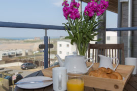 Holiday Rental – 25 Ocean 1, Newquay, Cornwall – Beaches and Sea