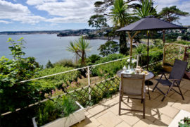 Holiday Rental – Bay Fort Mansions, Babbacombe, Torquay, Devon – Beaches and Sea