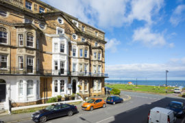 Holiday Rental – Apartment 3, Fayvan, Whitby, North Yorkshire – Beaches and Sea