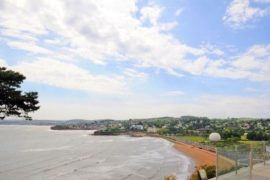 Holiday Rental – Riviera Mansion, The Apartment, Torquay, Devon – Beaches and Sea