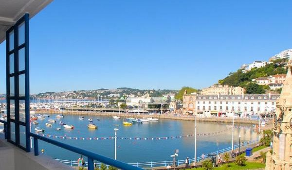 Holiday Rental – 5 Queens Quay, Torquay, Devon – Beaches and Sea