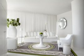The Delano Hotel, South Beach, Miami: From the Sublime to the Fabulously Ridiculous in Miami Luxury Hotel