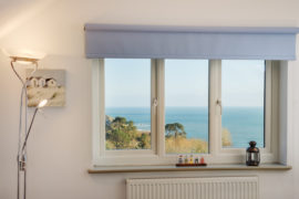 Holiday Rental – The Penthouse, Endsleigh Court, Dartmouth, Devon – Beaches and Sea