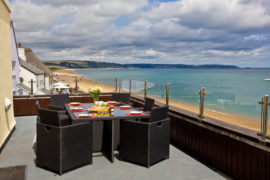 Holiday Rental – 8 At The Beach, Torcross, Devon – Beaches and Sea